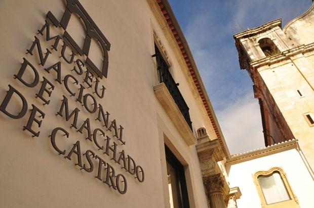 Museo Nacional Machado de Castro en Coimbra