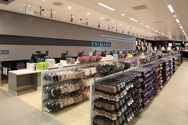 Tiendas Primark en Lisboa