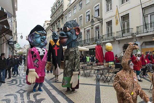 Lisboa en Febrero
