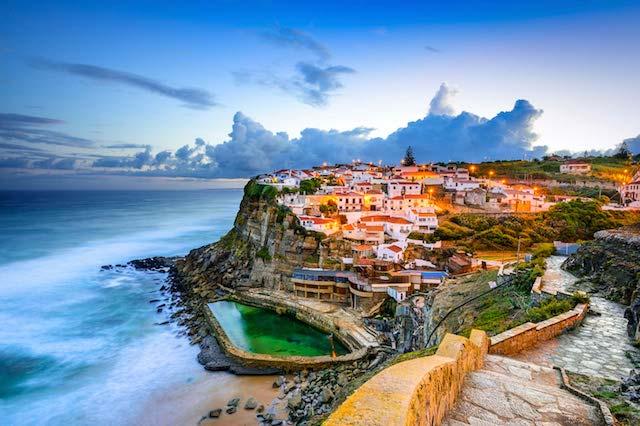 Recorrido de cinco días por Portugal