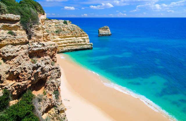 Puntos turísticos de Algarve