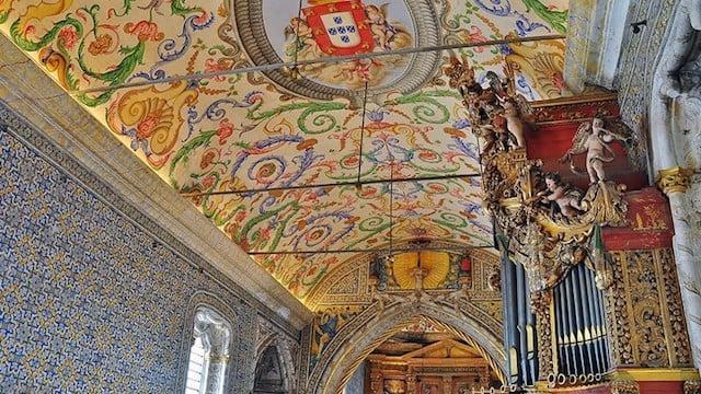 Capilla de São Miguel en Coimbra
