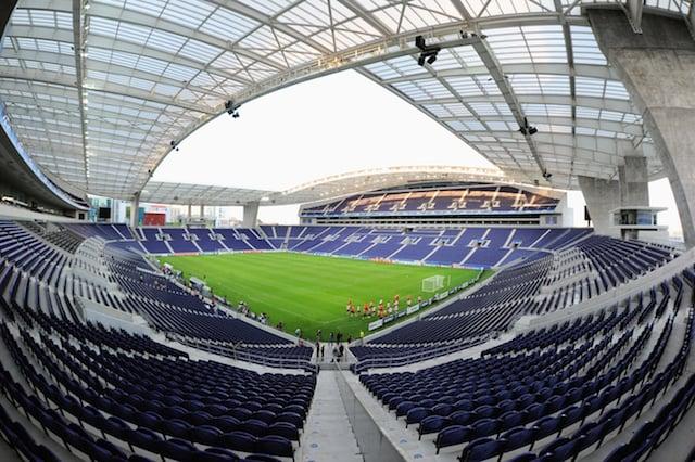 Estadio del Dragão en Oporto