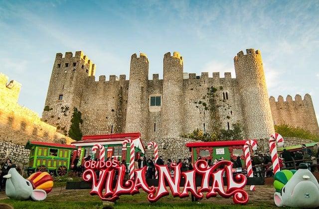 Vila Natal en Óbidos