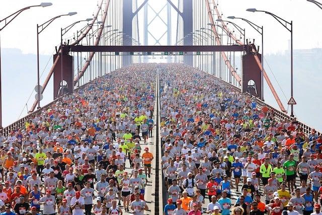 Calendario de carreras y maratones en Portugal en 2017