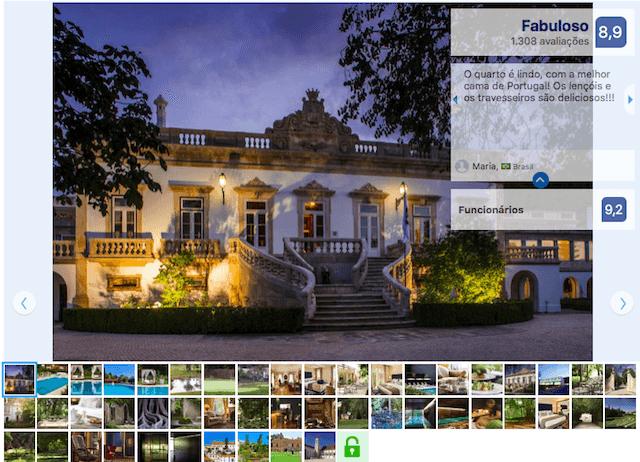 Hotel Quinta das Lágrimas en Coimbra