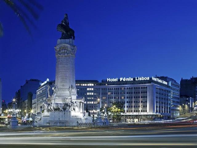 Consejos de hoteles en Lisboa - Marqués de Pombal