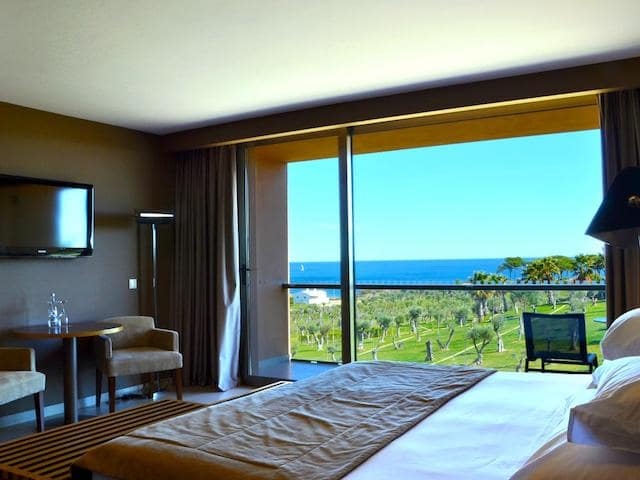 Mejores hoteles en Albufeira
