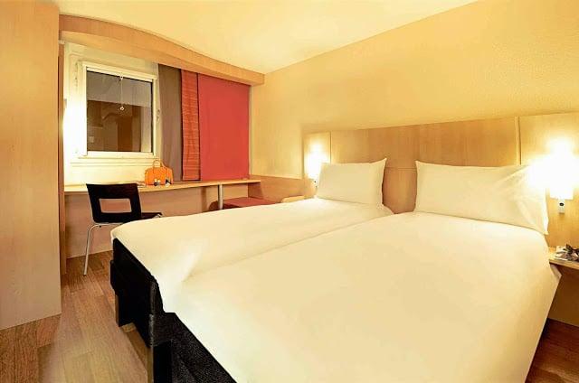 Hotel Ibis Lisboa Liberdade - habitación