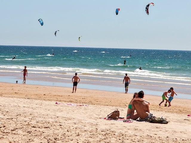 Playas de la Costa de Caparica