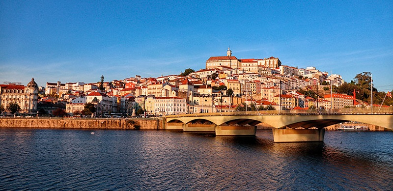 Coimbra en Portugal