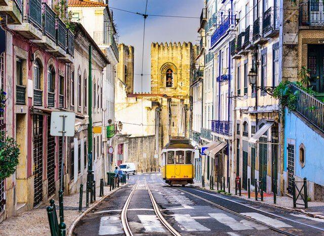 Recorrido de ocho días por Portugal