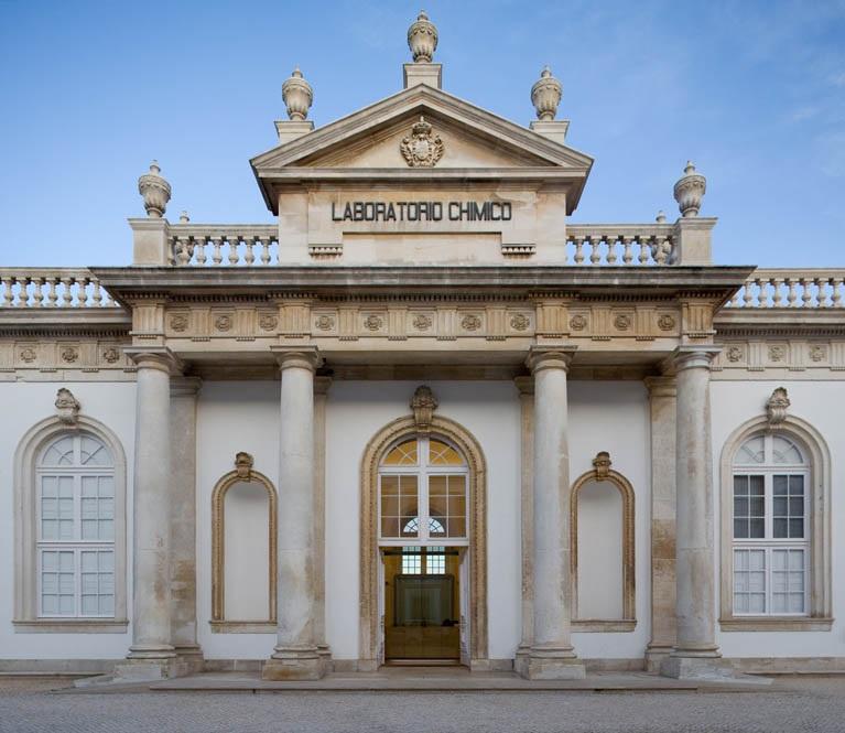Museo de la Ciencia en Coimbra