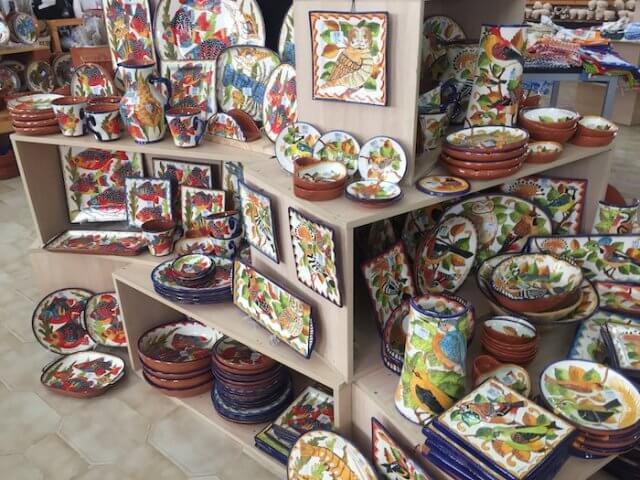 Donde comprar recuerdos y souvenirs en Albufeira