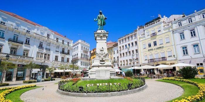 Sol en Coimbra