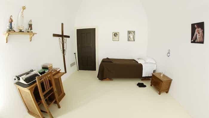 Museo Lucia - habitación
