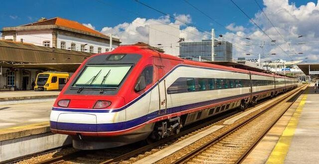 Donde comprar billetes de tren a Portugal