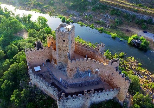 Recorrido por los castillos templarios de Portugal