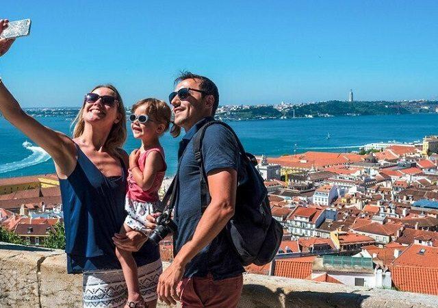 Recorrido a pie por Lisboa