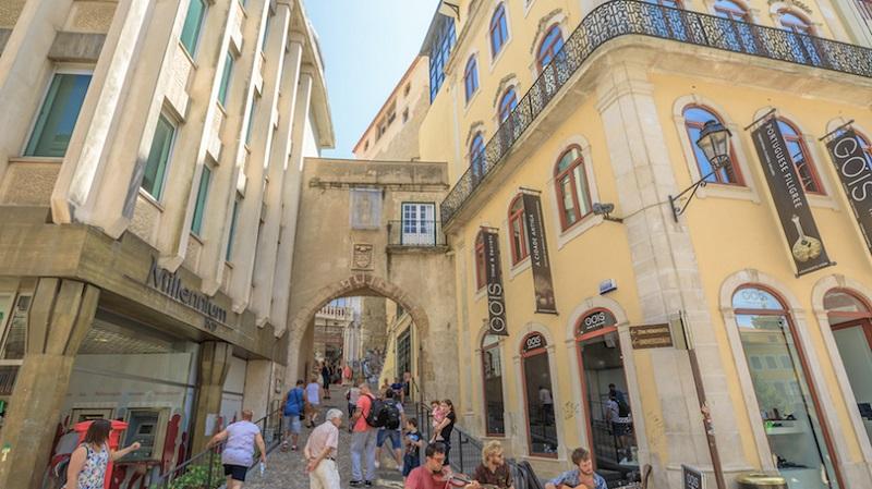 Viaje de ida y vuelta de Lisboa a Coimbra
