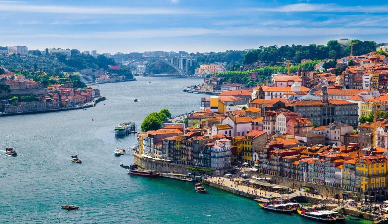 Viaje de ida y vuelta de Lisboa a Oporto